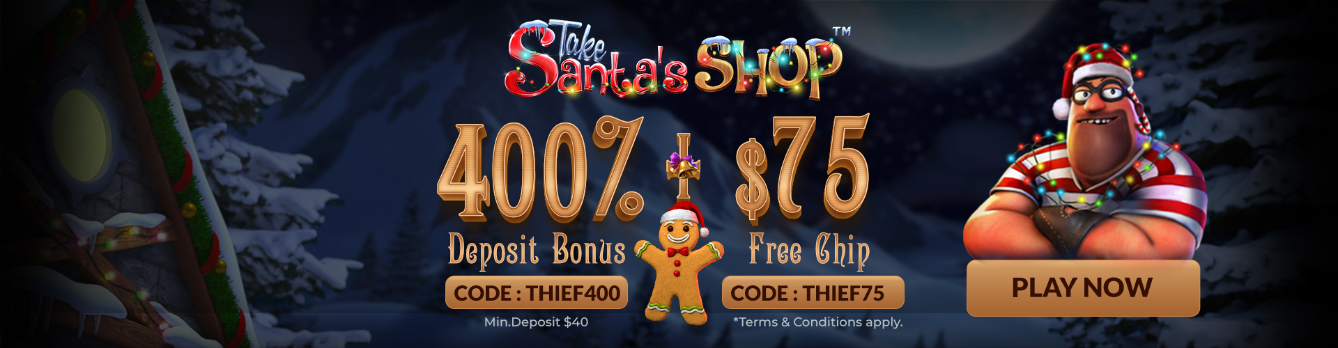 TakeSantas Shop